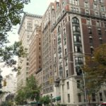 Fifth Avenue in Greenwich Village the Gold Coast