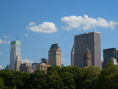 Been 15 Central Park West