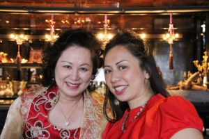 Chinese Speaking Real Estate Broker EILEEN HSU with her mother