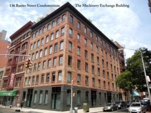 136 Baxter Street Condominium